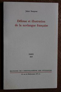 Jaime_Semprun_Defense_et_illustration_de_la_novlangue_française